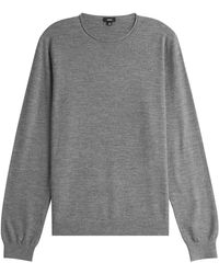 Vince - Wool Pullover With Cashmere - Lyst