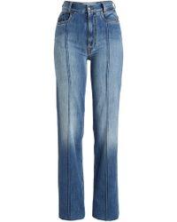 Maison Margiela | High-waisted Jeans | Lyst