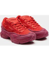 adidas By Raf Simons Sneaker - Rot
