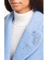 Simone Rocha - Embellished Flower Brooch - Lyst