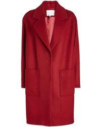 Lala Berlin - Wool Coat - Lyst
