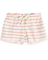 Lemlem | Yodit Cotton Shorts | Lyst