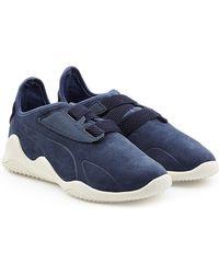 Puma X En Noir Suede Sneakers Pt1Deb1E2z