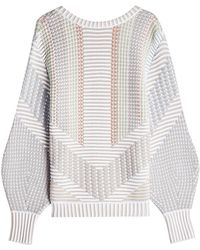 Peter Pilotto | Knit Pullover | Lyst