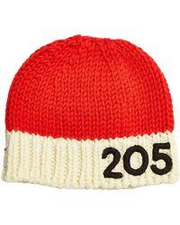 CALVIN KLEIN 205W39NYC - Wool Hat - Lyst