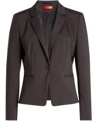 HUGO - Tailored Blazer - Lyst