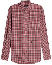DSquared² - Cotton Shirt - Lyst
