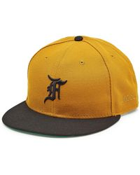 Hot Fear Of God - Baseball Cap - Lyst 0e9e3e93022