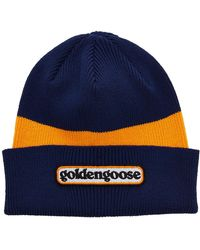 Golden Goose Deluxe Brand - Syrma Cotton Hat - Lyst
