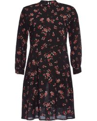 Velvet - Juliet Printed Dress - Lyst