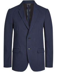 CALVIN KLEIN 205W39NYC - Cotton Sportcoat - Lyst