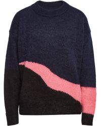 Zadig & Voltaire - Tony Pullover With Mohair And Wool - Lyst