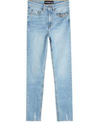 The Kooples | Embellished Skinny Jeans | Lyst