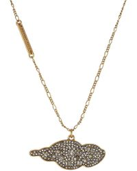 Marc Jacobs - Embellished Necklace - Lyst