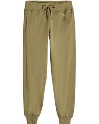 Polo Ralph Lauren - Cotton-blend Joggers - Lyst