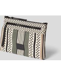 Lala Berlin Crossbody Bag mit Brand-Detail - Mehrfarbig