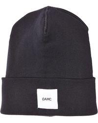 OAMC - Bonnet en coton - Lyst