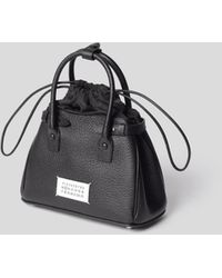Maison Margiela - Bucket Bag mit Label-Detail - Lyst