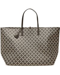 By Malene Birger - Abi Large Leather Shopper - Lyst