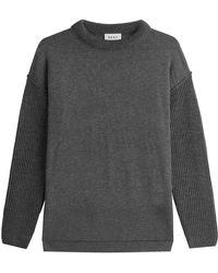 DKNY - Pullover With Wool - Lyst