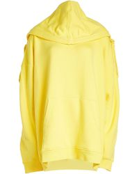 Y. Project - Oversized Cotton Hoody - Lyst