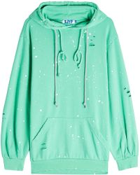 SJYP - Hoodie With Cotton - Lyst