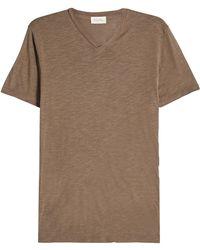 American Vintage - Jersey T-shirt - Lyst
