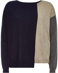 81hours - Hope Pullover With Wool And Cashmere - Lyst