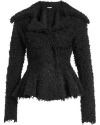 Alexander McQueen - Jacket With Mohair, Wool And Cashmere - Lyst