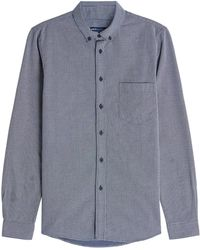 Levi's - Printed Cotton Shirt - Lyst