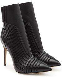 Paul Andrew - Ankle Boots With Leather - Lyst
