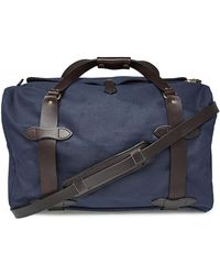Filson Duffle Medium Bag With Leather