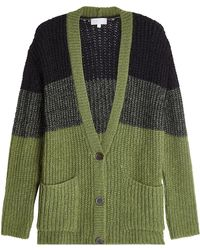 Lala Berlin - Cardigan With Mohair And Wool - Lyst