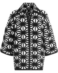 DSquared² - Oversize Jacket With Wool And Cashmere - Lyst