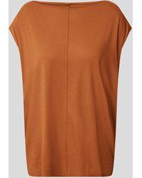 Rick Owens - T-Shirt mit U-Boot-Ausschnitt - Lyst