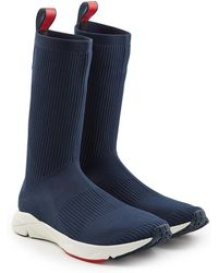Reebok Sock Runner Ultraknit Sneakers - Blue