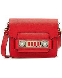 Proenza Schouler - Ps11 Crossbody Bag In Leather - Lyst