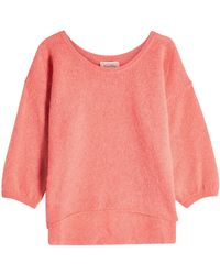 American Vintage - Pullover With Alpaca And Wool - Lyst