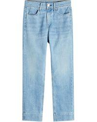 Rag & Bone - Ankle Cigarette Jeans - Lyst