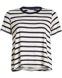 Velvet - Tiana T-shirt With Cotton - Lyst