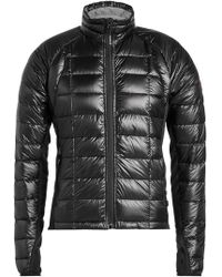 Canada Goose - Quilted Down Jacket - Lyst