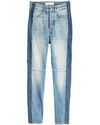 Golden Goose Deluxe Brand - Jean slim à deux tons - Lyst