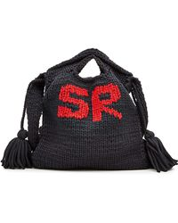 Sonia Rykiel - Knitted Tote - Lyst