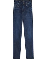 Citizens of Humanity - Jeans Cara High Rise Cigarette Ankle - Lyst
