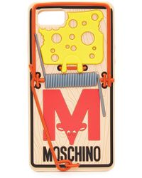 Moschino - Iphone 7s Case - Lyst