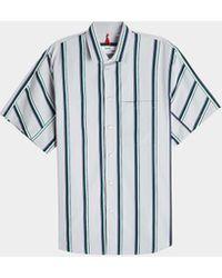 OAMC Hemd aus Baumwolle - Blau