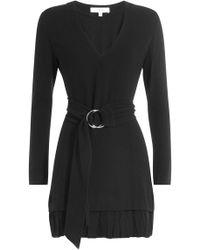 IRO - Dress With Belt - Lyst