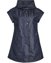 Woolrich - Military Long Vest Jacket - Lyst