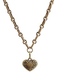 Etro | Heart Necklace | Lyst