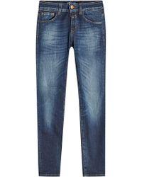 Closed - Baker Skinny Jeans - Lyst